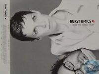 EURYTHMICS I SAVED THE WORLD TODAY PROMO CD 1T
