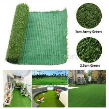 Artificial Grass Carpet Garden Landscape Synthetic Grass Mat Fake Turf Lawn Yard