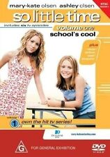 So Little Time - School's Cool : Vol 1 (DVD, 2003)