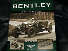 W O BENTLEY BLOWER LE MANS 1924 1927 1928 1929 1930 2003 WOOLF BARNATO SPEED 6 8