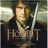 HOBBIT AN UNEXPECTED JOURNEY OST CD 2 DISC SOUNDTRACK 2012
