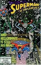 Action Comics # 673 (Superman) (USA, 1992)