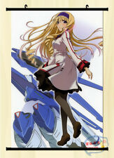 Home Decor Japanese Wall poster Scroll IS Infinite Stratos Cecilia Cosplay IS03
