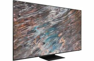 """Samsung QN75QN800A 75"""" 8K Neo QLED Smart TV (2021) - Stainless Steel"""