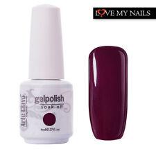 8ml Arte Clavo Nail Art Soak Off UV Gel Nail Polish Manicure Kit AC-S 1024