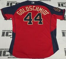 Paul Goldschmidt Signed Authentic MLB 2014 All Star Game Jersey BAS Beckett COA
