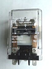 New Latch Relay for Milnor Washer, 120V, Part # 09Clc-C37Sb