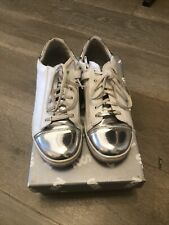 Girls Shoes/ Pumps Size 37 / 4.5 Leather Uppers