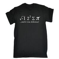 I 8 Sum Pi T-SHIRT Pie Mathematics Math Maths Geek Nerd Tee Gift birthday funny