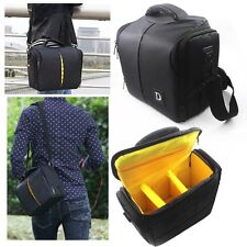 Waterproof Sling Camera Case Shoulder Bag Backpack For Nikon D3200 D3100Rain