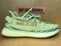 ADIDAS YEEZY BOOST 350 V2 SEMI-FROZEN YELLOW ZEBRA B37572 SPLY - TRUSTED SELLER!