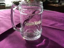 Brand New Official Captain Morgan Rum Glass Tankard x 6