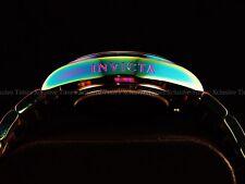 Invicta 40mm Speedway Quartz Chronograph Platinum MOP Dial Iridescent Watch
