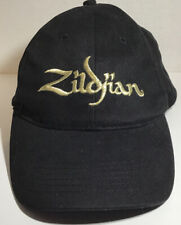 Dog Daze Zildjian Adjustable Baseball Cap With Gold Stitched Logo