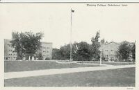 (E) Oskaloosa, IA - Kletzing College - Panoramic View of Campus
