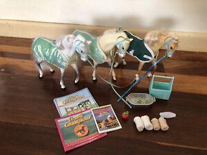 Grand Champion Horses - Empire - Set Of 3 Toy Horses