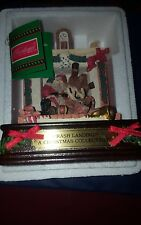 1993 House Of Lloyd Christmas Around The World Music Box