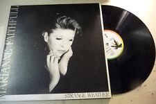 "MARIANNE FAITHFULL""STRANGE WEATHER- DISCO 33 GIRI ISLAND italy 1987"""