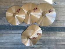 More details for paiste pst7 cymbals