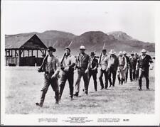 Tom Tryon Harve Presnell The Glory Guys 1965 vintage movie photo 31392