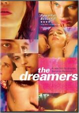 The Dreamers [DVD Movie, Region 1, R-Rated Edition, Romance, Drama] NEW