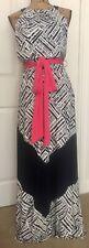 Vince Camuto Maxi Dress Size 8