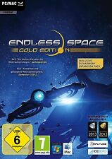 Endless Space Collection/or incl. DISHARMONY DLC-Steam Key Code-PC & MAC