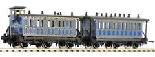 8769 Railex Marklin Z-scale King Ludwig Ii made in brass Germany