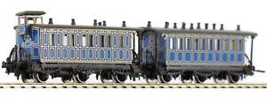 8769 RAILEX Marklin Z-scale King Ludwig II made in brass Germany