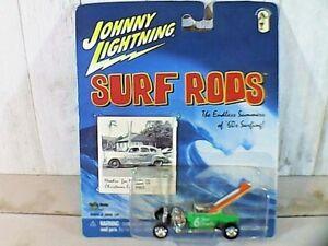 "Johnny Lightning Surf Rods "" 6 Foot Swells ""  2001"