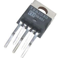 2 Stück TDA-2030 H original von SGS 12/8 W n. DIN an 4/8Ω Neuware ohne RoHS
