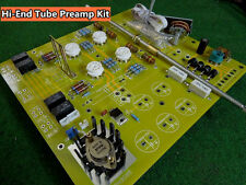 Douk Audio Hi-end Tube Pre-Amplifier Stereo Preamp DIY Kit Hi-Fi Veteran Version
