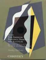 Christies Catalog, NY - 2012-Fine Amer Paintings,Drawings,Collection Dr Kauffman