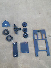 rs5 f1 parts lot carbon, alignment tools and gears.