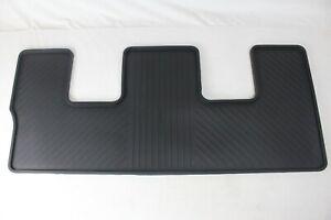 Original Foot Mat Rear 3. Seat Row Rubber Ford S-MAX - Galaxy 2100960