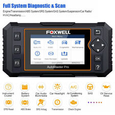 OBD2 Automotive Scanner Foxwell NT624 Elite Car Diagnostic Scan Tool Full System