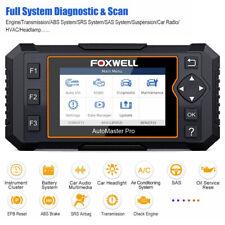 Obd2 Automotive Scanner Foxwell Nt624 Elite Car Diagnostic Scan Tool Full System