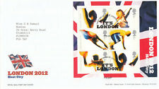 (58290) GB FDC Olympic Games Its London 2005