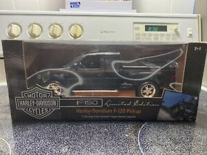 ERTL American Muscle Limited Edition F-150 Harley Davidson Super Crew Pickup