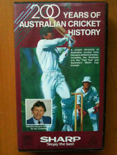 Cricket PAL VHS Movies