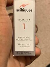 NAILTIQUES NAIL PROTEIN - FORMULA 1 - 0.5oz