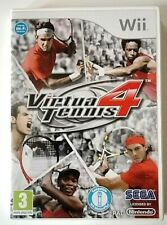 Virtua Tennis 4 - Nintendo Wii - PAL