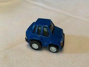 Buddy L Volvo 740 850 Choro Q Penny Racer Pullback Car Vintage 1980s
