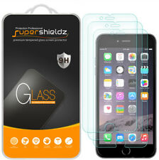 3X Supershieldz for iPhone 6 Plus / 6S Plus Tempered Glass Screen Protector