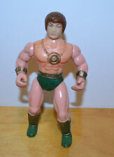 "VINTAGE SOMA FANTASY WORLD HEROCON LOOSE ACTION FIGURE 1980'S MOTU KO 5.5"" TALL"