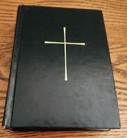 BOOK OF COMMON PRAYER Protestant Episcopal Church 1979 Hardcover