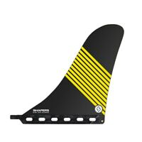"Shapers Fins - 8.64"" SUP Runner - Carbon - Stand Up Paddleboard - Surf - New"