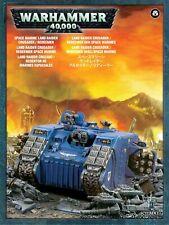 Space Marines - Land Raider Crusader/ Redeemer, Warhammer 40k *Neu & OVP*
