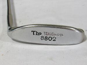 "Used RH Wilson 8802 36"" Putter"