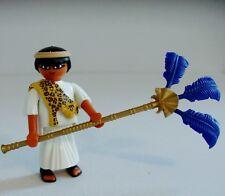 Playmobil Sacerdote egipcio con figura de ventilador